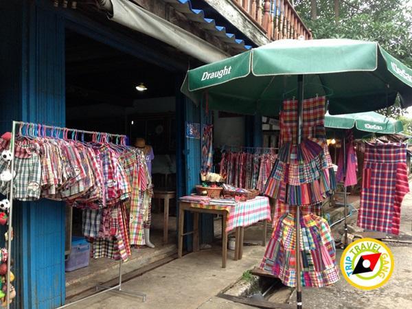 ตลาดโบราณเสาไห้ สระบุรี (3)
