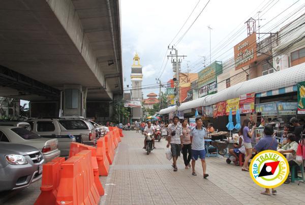 ภัตตาคารริมน้ำ ฮงเส็ง ร้านอาหาร บรรยากาศดี ริมแม่น้ำเจ้าพระยา นนทบุรี (1)