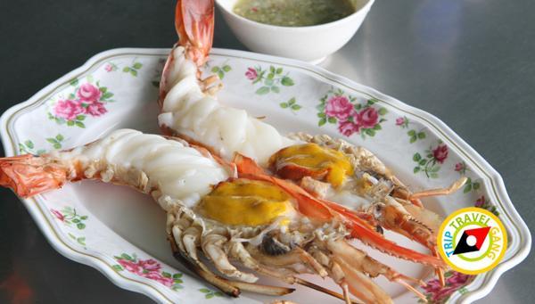 ภัตตาคารริมน้ำ ฮงเส็ง ร้านอาหาร บรรยากาศดี ริมแม่น้ำเจ้าพระยา นนทบุรี (14)