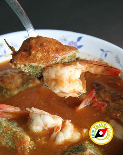 ภัตตาคารริมน้ำ ฮงเส็ง ร้านอาหาร บรรยากาศดี ริมแม่น้ำเจ้าพระยา นนทบุรี (22)