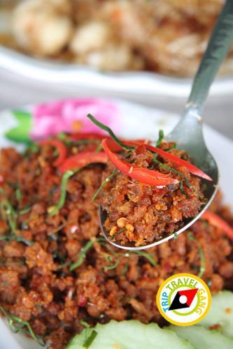 ภัตตาคารริมน้ำ ฮงเส็ง ร้านอาหาร บรรยากาศดี ริมแม่น้ำเจ้าพระยา นนทบุรี (24)