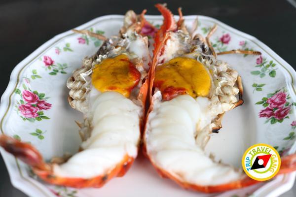 ภัตตาคารริมน้ำ ฮงเส็ง ร้านอาหาร บรรยากาศดี ริมแม่น้ำเจ้าพระยา นนทบุรี (25)