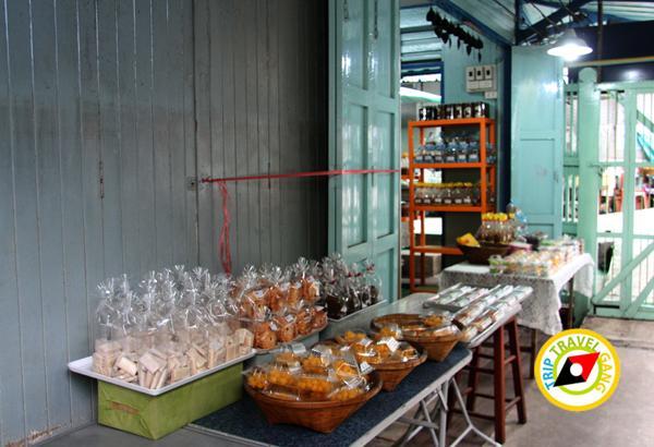 ภัตตาคารริมน้ำ ฮงเส็ง ร้านอาหาร บรรยากาศดี ริมแม่น้ำเจ้าพระยา นนทบุรี (27)