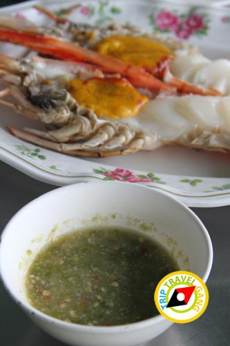 ภัตตาคารริมน้ำ ฮงเส็ง ร้านอาหาร บรรยากาศดี ริมแม่น้ำเจ้าพระยา นนทบุรี (33)
