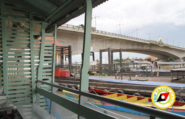 ภัตตาคารริมน้ำ ฮงเส็ง ร้านอาหาร บรรยากาศดี ริมแม่น้ำเจ้าพระยา นนทบุรี (36)