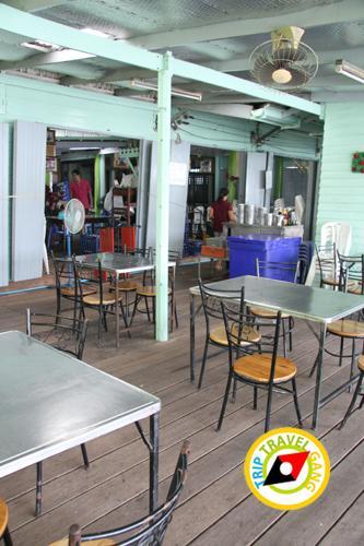 ภัตตาคารริมน้ำ ฮงเส็ง ร้านอาหาร บรรยากาศดี ริมแม่น้ำเจ้าพระยา นนทบุรี (7)