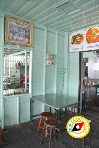 ภัตตาคารริมน้ำ ฮงเส็ง ร้านอาหาร บรรยากาศดี ริมแม่น้ำเจ้าพระยา นนทบุรี (8)