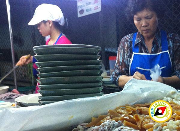 ร้านตันหยง ข้าวต้มปลา ถนนรัตนาธิเบศร์ นนทบุรี (2)