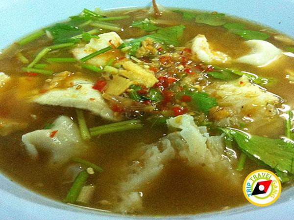 ร้านตันหยง ข้าวต้มปลา ถนนรัตนาธิเบศร์ นนทบุรี (3)