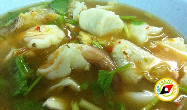 ร้านตันหยง ข้าวต้มปลา ถนนรัตนาธิเบศร์ นนทบุรี (7)