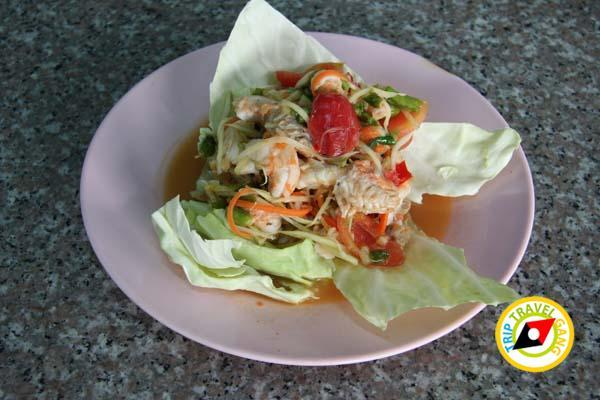 ร้านอาหารกุ้งเพื่อนแพรว ตลาดกลางเพื่อเกษตรกร อยุธยา (8)
