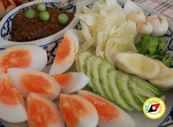 ห้องอาหารโรงแรมไทยเสรี อำเภอเมืองกาญจนบุรี (11)