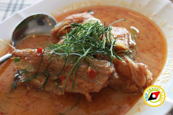 ห้องอาหารโรงแรมไทยเสรี อำเภอเมืองกาญจนบุรี (13)