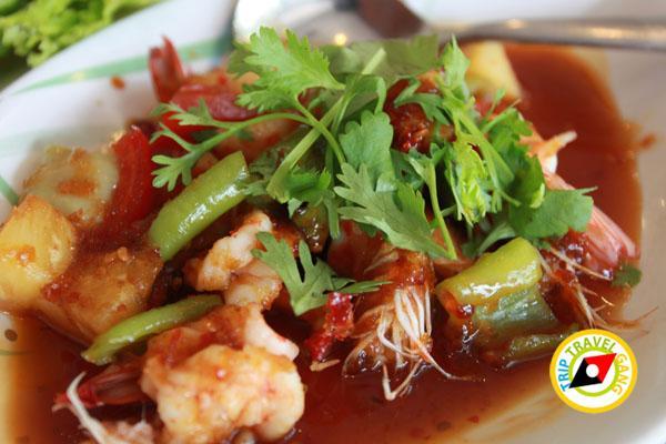 ห้องอาหารโรงแรมไทยเสรี อำเภอเมืองกาญจนบุรี (14)