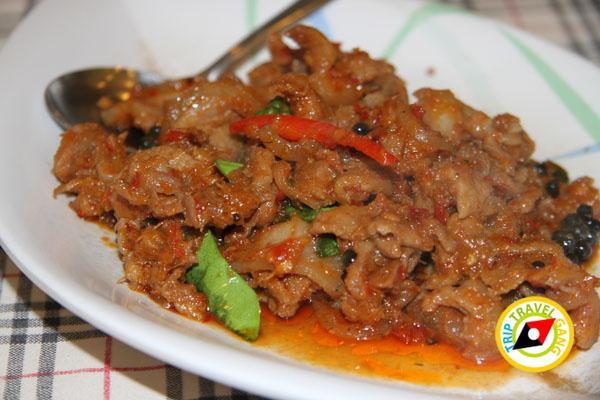 ห้องอาหารโรงแรมไทยเสรี อำเภอเมืองกาญจนบุรี (17)