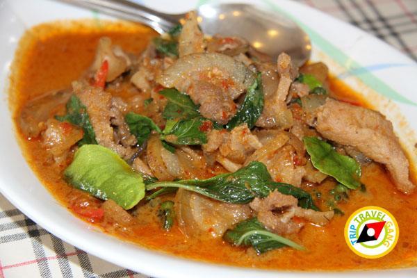 ห้องอาหารโรงแรมไทยเสรี อำเภอเมืองกาญจนบุรี (5)