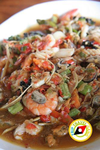 แพอาหารไทรโยค วินเนอร์ อำเภอไทรโยค กาญจนบุรี (6)