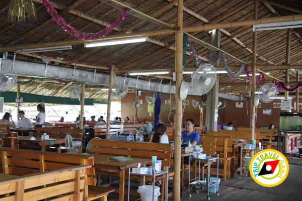 ครัวจ๊ะโอ๊ซีฟู้ด สาขา 1 ร้านอาหารบางขุนเทียน ร้านซีฟู้ดชายทะเลบรรยากาศดี กรุงเทพฯ (1)