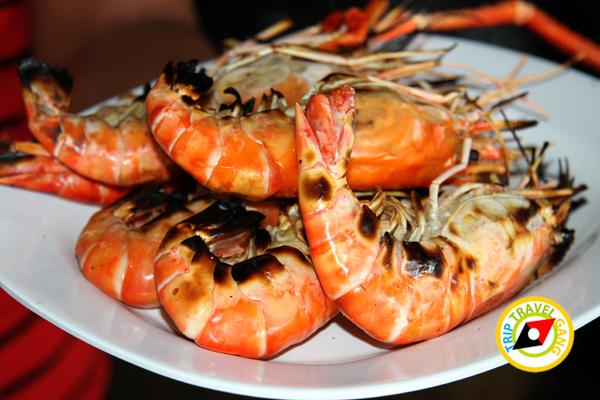 ครัวจ๊ะโอ๊ซีฟู้ด สาขา 1 ร้านอาหารบางขุนเทียน ร้านซีฟู้ดชายทะเลบรรยากาศดี กรุงเทพฯ (4)
