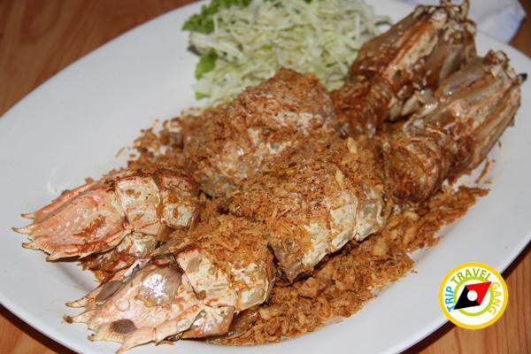 ครัวจ๊ะโอ๊ซีฟู้ด สาขา 1 ร้านอาหารบางขุนเทียน ร้านซีฟู้ดชายทะเลบรรยากาศดี กรุงเทพฯ (7)