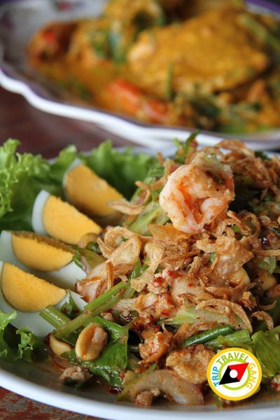 ครัวลุงแถม ร้านอาหารบางขุนเทียน ร้านซีฟู้ดสุดอร่อยชายทะเลบรรยากาศดี กรุงเทพฯ (2)