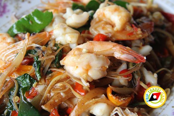 ครัวลุงแถม ร้านอาหารบางขุนเทียน ร้านซีฟู้ดสุดอร่อยชายทะเลบรรยากาศดี กรุงเทพฯ (4)