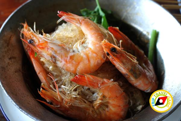 ครัวลุงแถม ร้านอาหารบางขุนเทียน ร้านซีฟู้ดสุดอร่อยชายทะเลบรรยากาศดี กรุงเทพฯ (7)