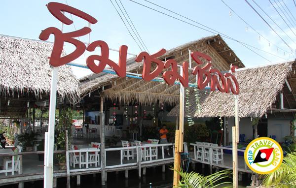 ร้านชิม ชม ชิลล์  ร้านอาหารบางขุนเทียน ร้านซีฟู้ดสุดอร่อยชายทะเลบรรยากาศดี กรุงเทพฯ (3)