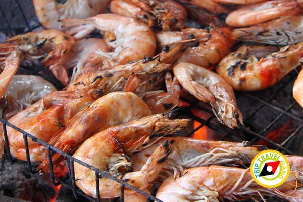 เจ๊ช้อย ร้านอาหารบางขุนเทียน ร้านซีฟู้ดสุดอร่อยชายทะเลบรรยากาศดี กรุงเทพฯ (3)