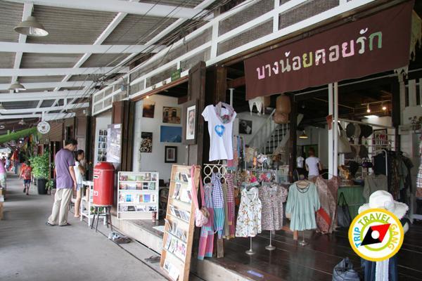 บางน้อยคอยรัก ตลาดน้ำบางน้อย อัมพวา สมุทรสงคราม (7)