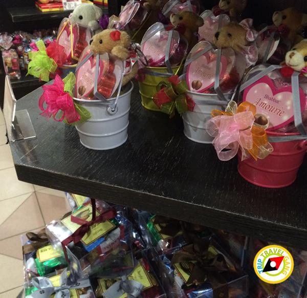 ช็อกโกแลต Beryl's Chocolate Kingdom กัวลาลัมเปอร์ มาเลเซีย Malaysia (18)