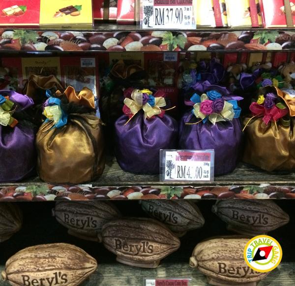 ช็อกโกแลต Beryl's Chocolate Kingdom กัวลาลัมเปอร์ มาเลเซีย Malaysia (20)