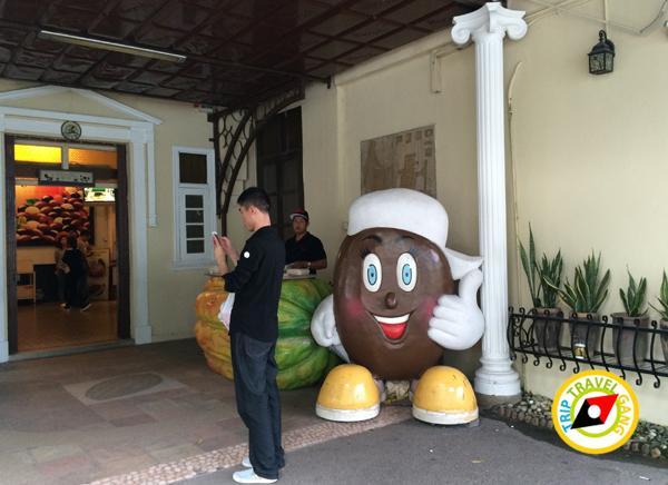 ช็อกโกแลต Beryl's Chocolate Kingdom กัวลาลัมเปอร์ มาเลเซีย Malaysia (3)