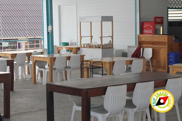 ครัวบ้านประมง  ร้านอาหารซีฟู้ด ริมทะเลบางขุนเทียน แนะนำ อร่อย Seafood  (10)