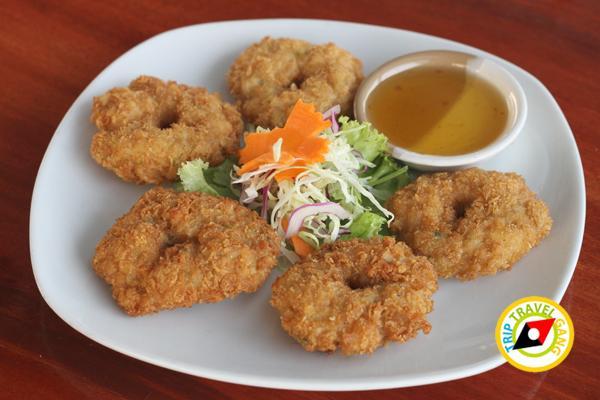 ครัวบ้านประมง  ร้านอาหารซีฟู้ด ริมทะเลบางขุนเทียน แนะนำ อร่อย Seafood  (18)