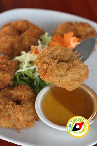 ครัวบ้านประมง  ร้านอาหารซีฟู้ด ริมทะเลบางขุนเทียน แนะนำ อร่อย Seafood  (21)