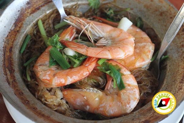 ครัวบ้านประมง  ร้านอาหารซีฟู้ด ริมทะเลบางขุนเทียน แนะนำ อร่อย Seafood  (22)