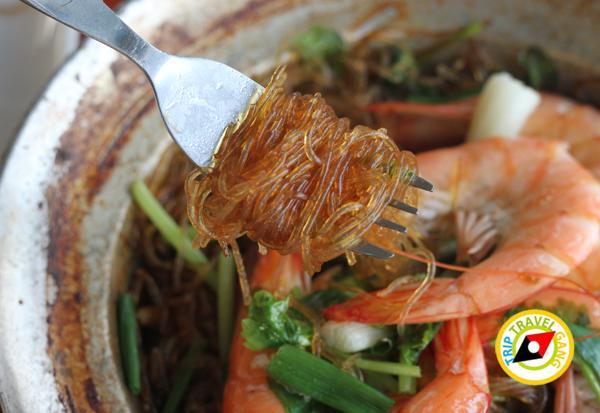 ครัวบ้านประมง  ร้านอาหารซีฟู้ด ริมทะเลบางขุนเทียน แนะนำ อร่อย Seafood  (23)