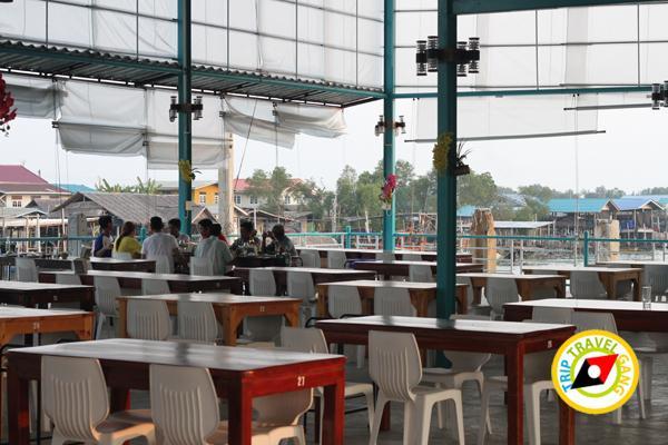 ครัวบ้านประมง  ร้านอาหารซีฟู้ด ริมทะเลบางขุนเทียน แนะนำ อร่อย Seafood  (28)
