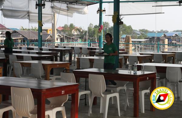 ครัวบ้านประมง  ร้านอาหารซีฟู้ด ริมทะเลบางขุนเทียน แนะนำ อร่อย Seafood  (6)