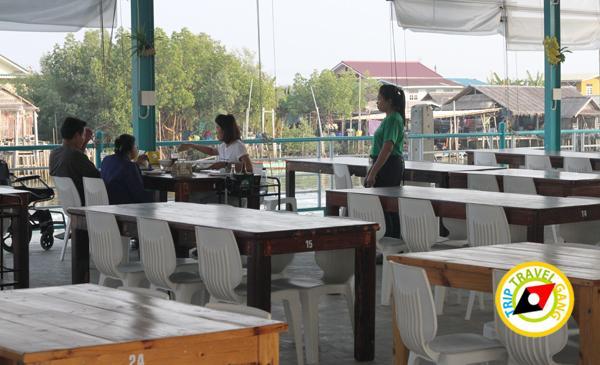 ครัวบ้านประมง  ร้านอาหารซีฟู้ด ริมทะเลบางขุนเทียน แนะนำ อร่อย Seafood  (8)