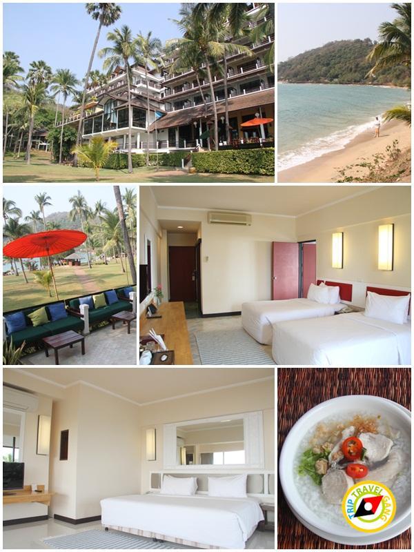 ระยอง รีสอร์ท Rayong Resort ที่พัก โรงแรม ติดทะเล.
