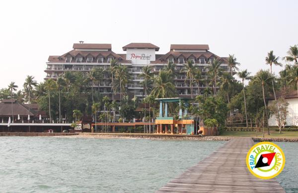 ระยอง รีสอร์ท Rayong Resort ที่พัก โรงแรม ติดทะเล. (9)