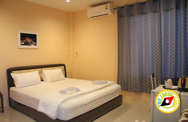 Night Like Amphawa ไนท์ไลค์ อัมพวา ที่พัก โรงแรม รีสอร์ท ริมน้ำ (6)