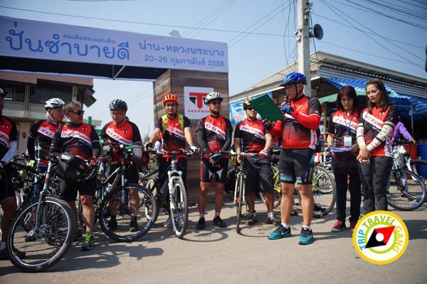 ท่องเที่ยว สถานที่ท่องเที่ยว น่าน หลวงพระบาง ลาว ขี่จักรยาน  (55)