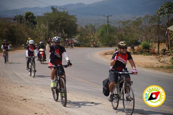 ท่องเที่ยว สถานที่ท่องเที่ยว น่าน หลวงพระบาง ลาว ขี่จักรยาน  (61)