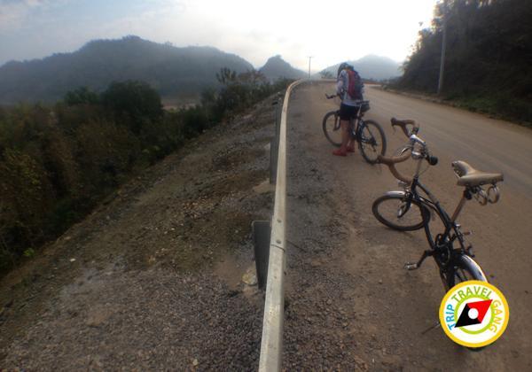 ท่องเที่ยว สถานที่ท่องเที่ยว น่าน หลวงพระบาง ลาว ขี่จักรยาน  (89)