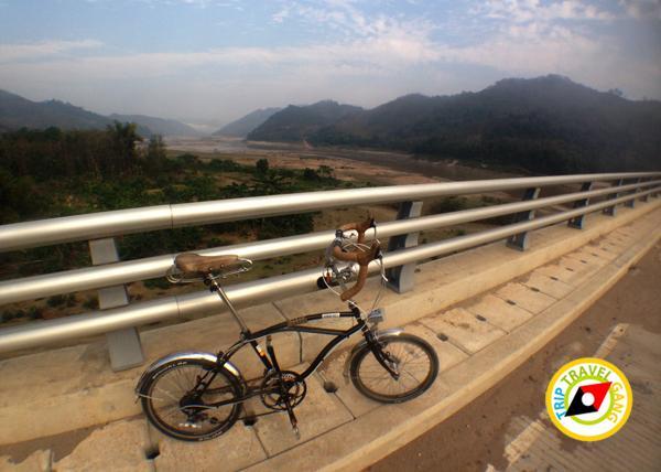 ท่องเที่ยว สถานที่ท่องเที่ยว น่าน หลวงพระบาง ลาว ขี่จักรยาน  (92)