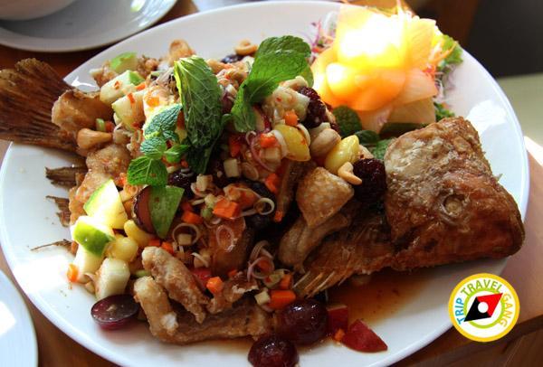 ร้านอาหารร้อยเอ็ด ที่กิน แนะนำร้านอร่อย บรรยากาศดี Roi-Et restaurants  (80)