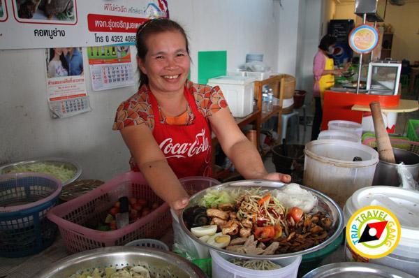 ร้านอาหารร้อยเอ็ด ที่กิน แนะนำร้านอร่อย บรรยากาศดี Roi-Et restaurants  (83)